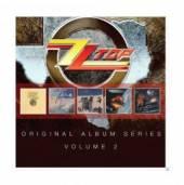 ZZ TOP  - ORIGINAL ALBUM SERIES VOL. 2