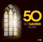VARIOUS  - 3xCD 50 BEST SACRED MUSIC