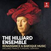 ENSEMBLE HILLIARD THE  - 7xCD RENAISSANCE & B..