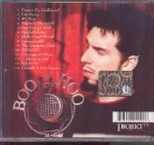 VOLTAIRE  - CD BOO-HOO