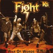 FIGHT  - CD WAR OF WORDS -DEMOS-