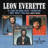 EVERETTE LEON  - IF I KEEP ON GOING..