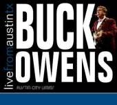 BUCK OWENS  - VINYL LIVE FROM AUSTIN TX LTD. [VINYL]