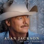 JACKSON ALAN  - CD LET IT BE CHRISTMAS