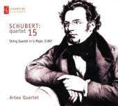 SCHUBERT F.  - CD QUARTET 15