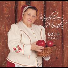 KANDRACOVA MONIKA  - CD MOJE VIANOCE