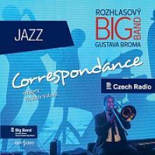 ROZHLASOVY BIG BAND GUSTAVA BR  - CD CORRESPONDANCE