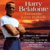 BELAFONTE HARRY  - CD FAVOURITE LOVE BALLADS
