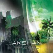 AKSHAN  - CD WORLD OF DUALITY