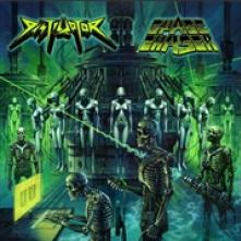 SPACE CHASER & DISTILLATOR  - CD SPLIT