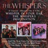 WHISPERS  - CD+DVD WHISPER IN YO..