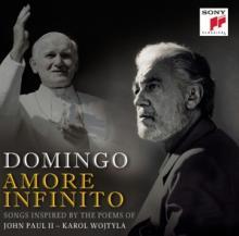 DOMINGO PLACIDO  - CD AMORE INFINITO - SONGS INSPIRE