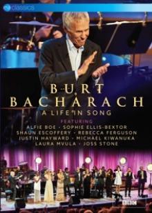 BACHARACH BURT  - DVD LIFE IN SONG