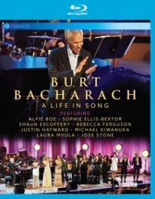 BACHARACH BURT  - BRD LIFE IN SONG [BLURAY]
