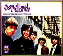 YARDBIRDS  - CD SMOKESTACK LIGHTNING