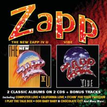 ZAPP  - 2xCD NEW ZAPP IV U/.. [DELUXE]