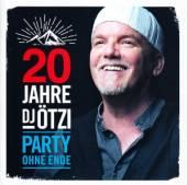 DJ OETZI  - 2xCD 20 JAHRE DJ OETZI-PARTY..