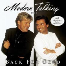 MODERN TALKING  - 2xCD BACK FOR GOOD 20TH ANNIVERSARY