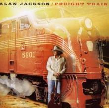 JACKSON ALAN  - CD FREIGHT TRAIN