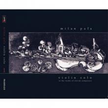PALA MILAN  - 2xCD+DD VIOLIN SOLO ..