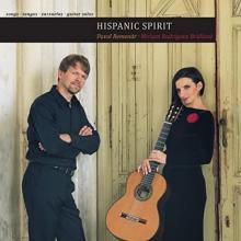 HISPANIC SPIRIT  - CD PEMENAR & RODRIGU..