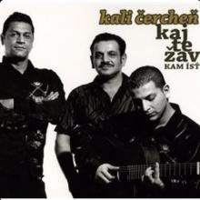 KALI CERCHEN  - CD KAJ TE ZAV / KAM IST