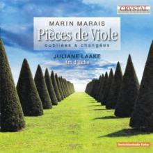 LAAKE  - CD PIECES DE VIOLE