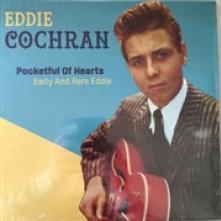 COCHRAN EDDIE  - VINYL POCKETFUL OF HEARTS:.. [VINYL]