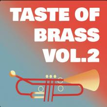 TASTE OF BRASS  - CD VOL.2