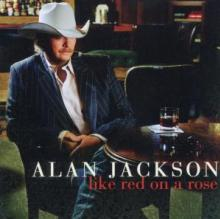 JACKSON ALAN  - CD LIKE RED ON A ROSE