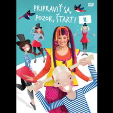 BABY BAND  - DVD PRIPRAVIT SA, POZOR, START