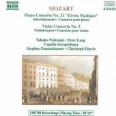 MOZART WOLFGANG AMADEUS  - CD PIANO CONCERTO NO. 21/VIO