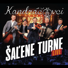 KANDRACOVCI  - CD SALENE TURNE / LIVE