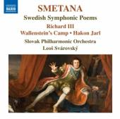 SMETANA BEDRICH  - CD SWEDISH SYMPHONIC POEMS