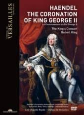 HANDEL GEORG FRIEDRICH  - DVD CORONATION OF KING GEORGE
