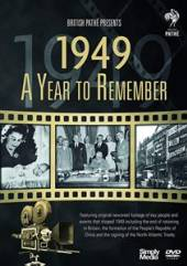 DOCUMENTARY  - DVD YEAR TO REMEMBER: 1949