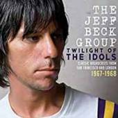 JEFF BECK GROUP  - CD+DVD TWILIGHT OF THE IDOLS
