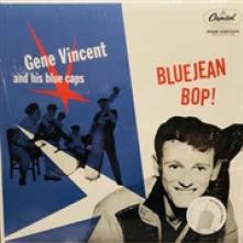 VINCENT GENE & BLUE CAPS  - VINYL BLUEJEAN BOP [VINYL]