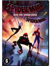 ANIMATION  - DVD SPIDER-MAN: INTO THE..