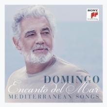 DOMINGO PLACIDO  - CD ENCANTO DEL MAR - MEDITERRANEAN SONGS