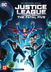 ANIMATION  - DVD JUSTICE LEAGUE VS THE..