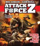 FEATURE FILM  - DVD ATTACK FORCE Z