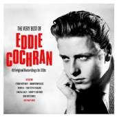 COCHRAN EDDIE  - 3xCD VERY BEST OF