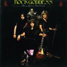 ROCK GODDESS  - CD HELL HATH NO FURY