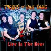 TYGERS OF PAN TANG  - CD LIVE IN THE ROAR