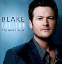 SHELTON BLAKE  - CD RED RIVER BLUE