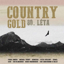 VARIOUS  - 2xCD COUNTRY GOLD 80. LETA