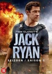 TV SERIES  - 3xDVD TOM CLANCY'S: JACK RYAN..