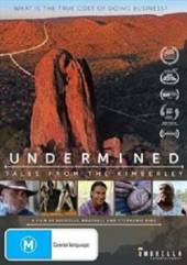 DOCUMENTARY  - DVD UNDERMINED