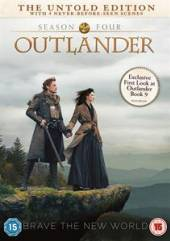 OUTLANDER (2014)  - DVD SEASON 04